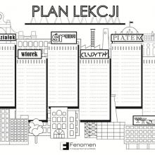 Łódzki plan lekcji