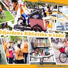 Rowerowa Odjazdowa Biblioteka dla Łodzi