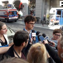 Spotkanie z dziennikarzami