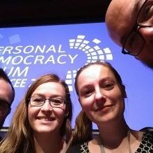 Konferencja Personal Democracy Forum 2016 #pdf2016