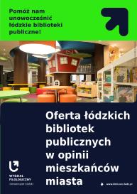 Ankieta dot. oferty łódzkich bibliotek publicznych