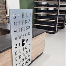 Nowa biblioteka na Boya-Żeleńskiego